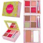 Secret Stash Makeup Kit: caixinha de maquiagem com espelho, gloss, pó iluminador e bronzeador.